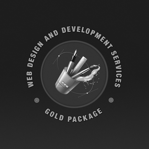 Web Design - Gold Package